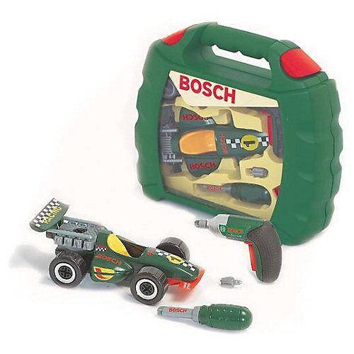 klein BOSCH Werkzeugkoffer + Ixolino