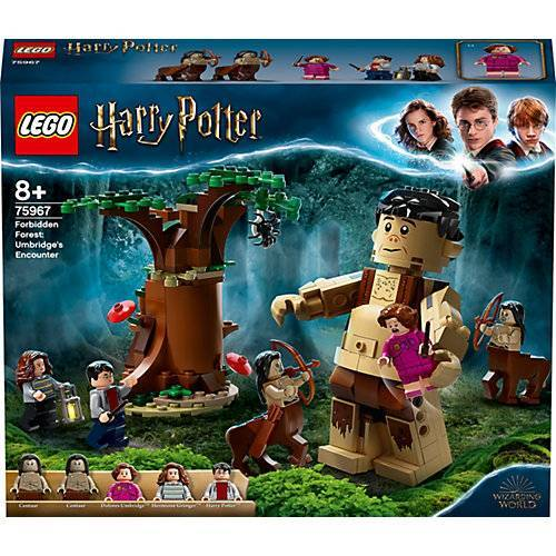 LEGO® Harry Potter™ 75967 Verbotener Wald