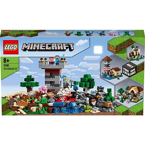 LEGO® Minecraft™ 21161 Die Crafting-Box 3