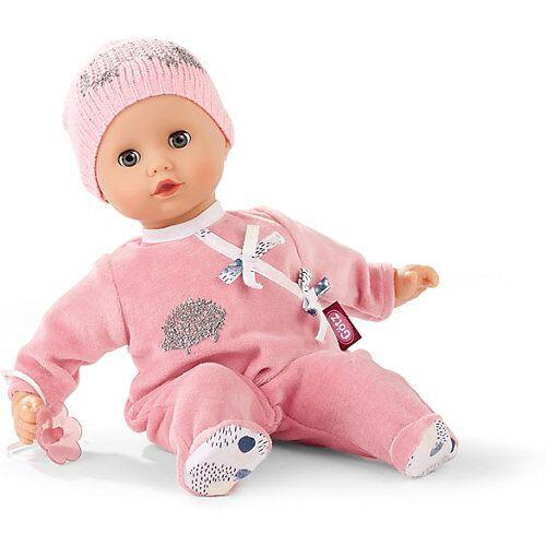 Götz Babypuppe Muffin, igelig, 33 cm