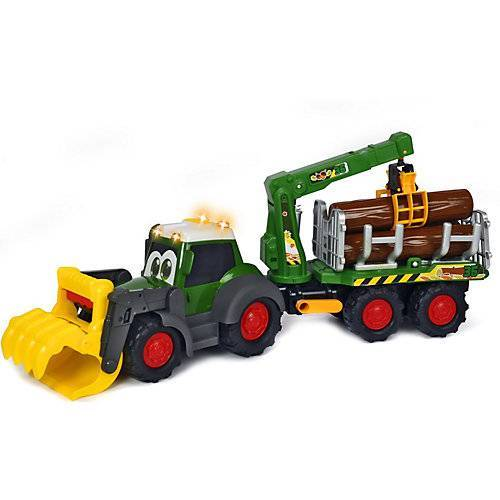 Dickie Toys Happy Fendt Forester bunt