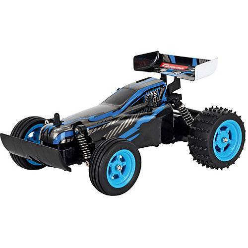 Carrera 2,4GHz RC Race Buggy, blue blau