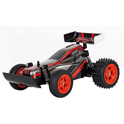 Carrera 2,4GHz RC Race Buggy, red rot