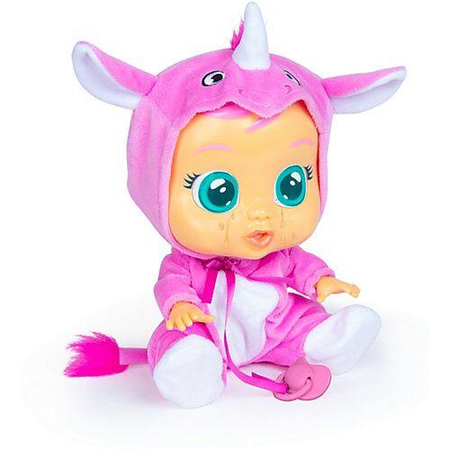 IMC Toys Cry Babies SASHA Funktionspuppe rosa/weiß