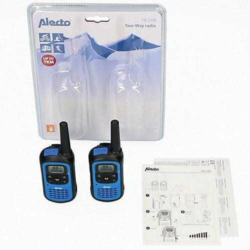 Alecto Set von 2 Funkgeräten FR-100