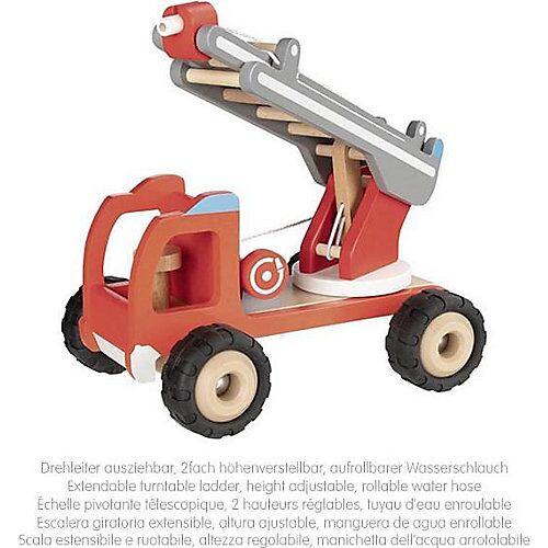 goki Feuerwehr Leiterwagen