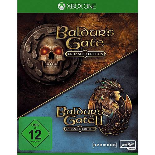XBOXONE Baldur's Gate & Baldur's Garte II (Enhanced Edition)
