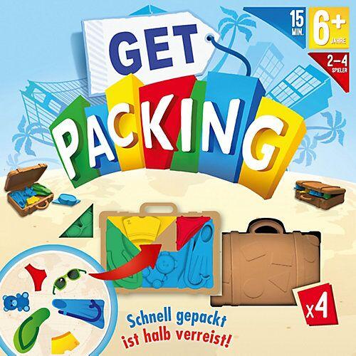 Asmodee Get Packing