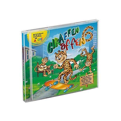 Universal CD Giraffenaffen - Giraffenaffen 6 Hörbuch