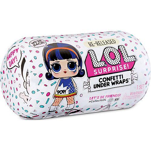 MGA L.O.L. Surprise Confetti Underwraps Asst in PDQ