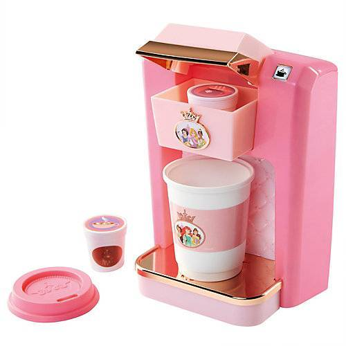 Jakks Pacific Disney Princess Style Collection Kaffeemaschine