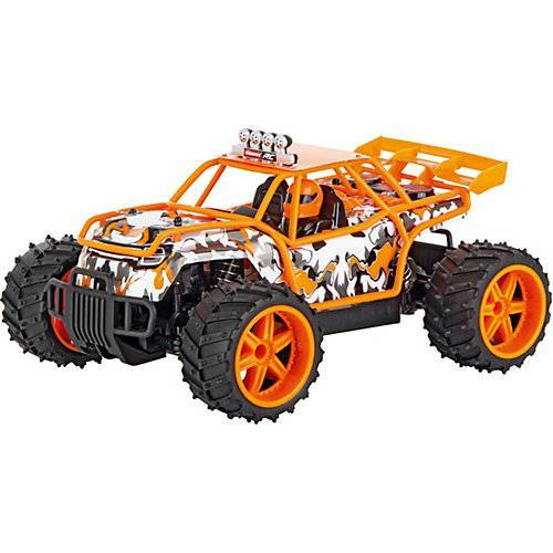 Carrera 2,4GHz 4WD Truck Buggy