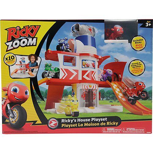 Ricky Zoom Ricky's Spielhaus Set