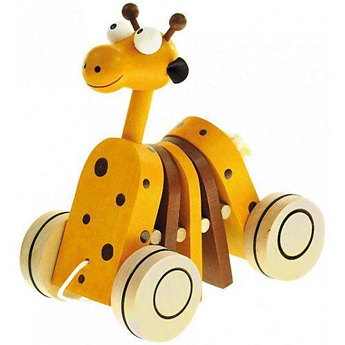 Ziehtier Giraffe
