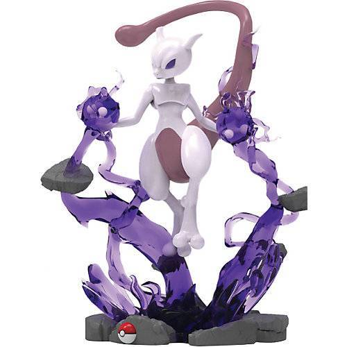 Pokemon Pokémon Deluxe Cold Cast Figure Pokemon - Mewtwo