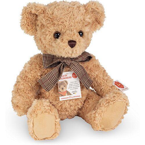 Teddy-Hermann Teddy beige mit Brummstimme, 35 cm