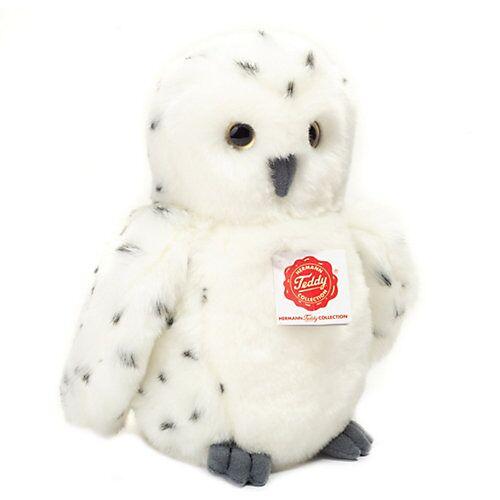 Teddy-Hermann Schneeeule, 20 cm