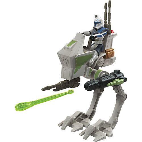 Hasbro Star Wars Mission Fleet Captain Rex Klonkrieger-Gefecht, 6cm