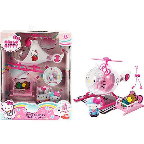Jada Hello Kitty Helicopter