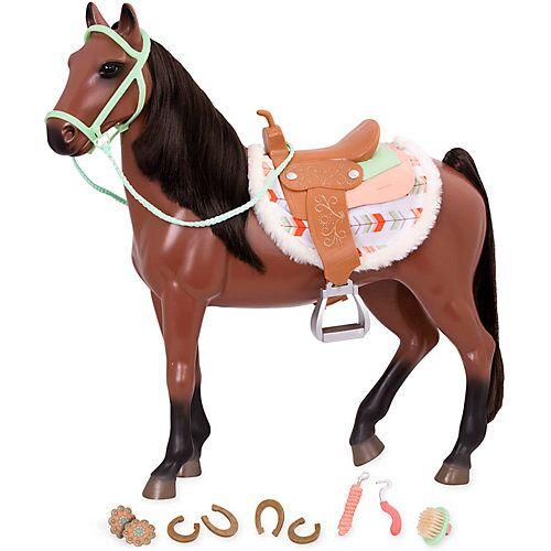 Our Generation Pferd Buckskin 50cm mehrfarbig