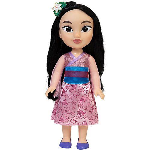 Jakks Pacific Disney Princess Mulan Spielpuppe 35 cm pink-kombi