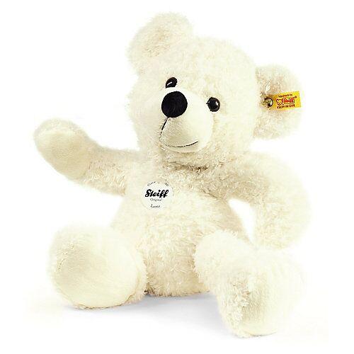 Steiff  Teddybär Lotte 40 cm weiss