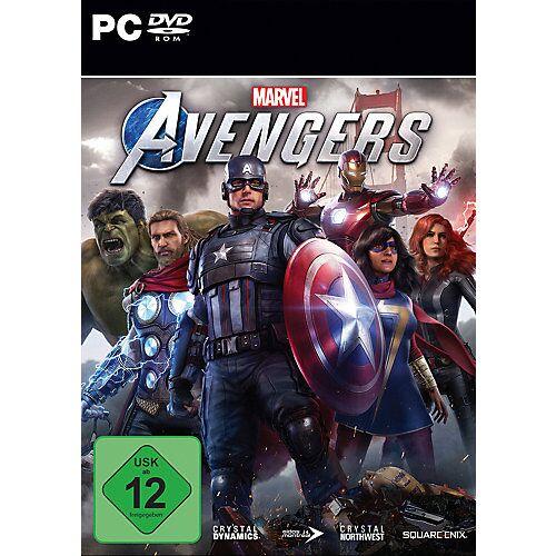 Marvel Avengers PC Marvels Avengers