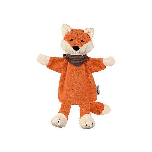 Sterntaler Kinder Handpuppe Fuchs Handpuppen bunt