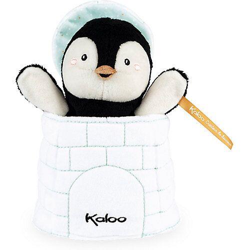 Kaloo Kachoo Handpuppe Pinguin Im Iglu