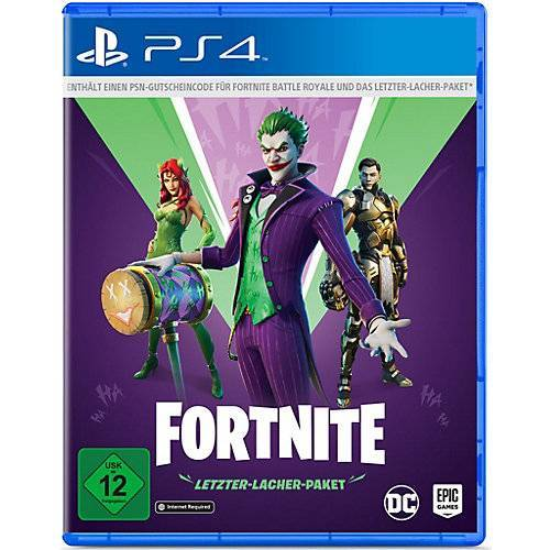 Fortnite PS4 Fortnite Letzter-Lacher-Paket