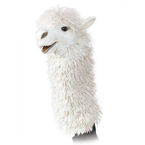 Folkmanis Lama die Puppenbühne  Kinder
