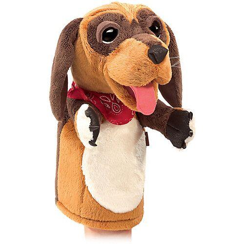 Folkmanis Hund die Puppenbühne  Kinder