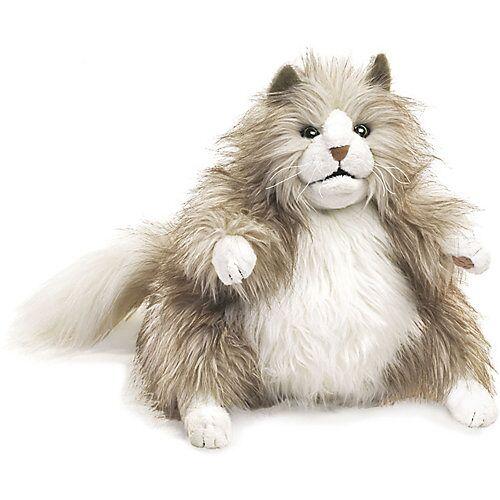 Folkmanis Pummelige Katze