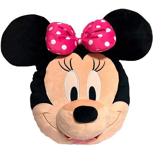 Disney Minnie Mouse Minnie Maus 3D Kissen, 35 cm