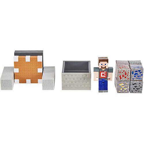Mattel Minecraft Minecart Mayhem Spielset