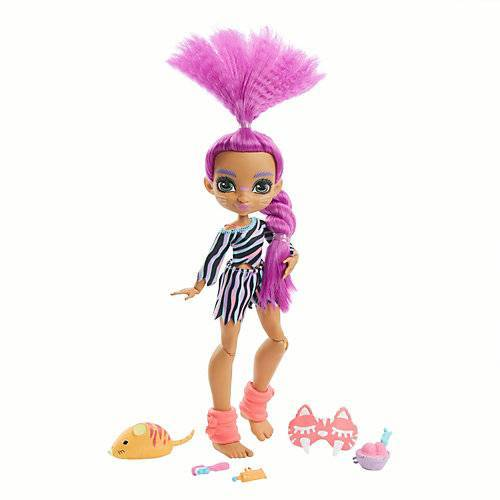 Mattel Cave Club Pyjamapartyspaß Roaralai Puppe