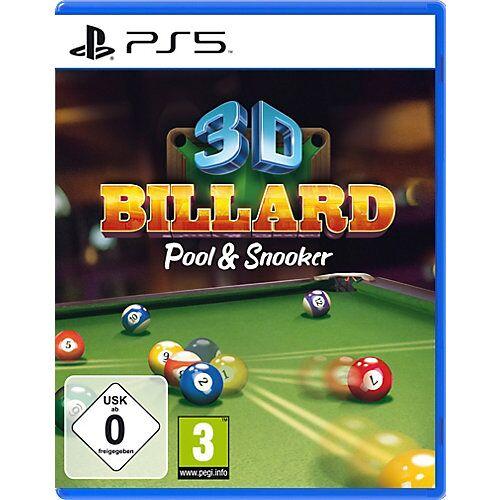 ak tronic PS5: 3D Billard