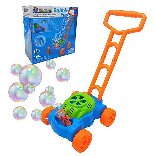 alldoro® Bubble Fun Seifenblasen Rasenmäher Seifenblasen mehrfarbig