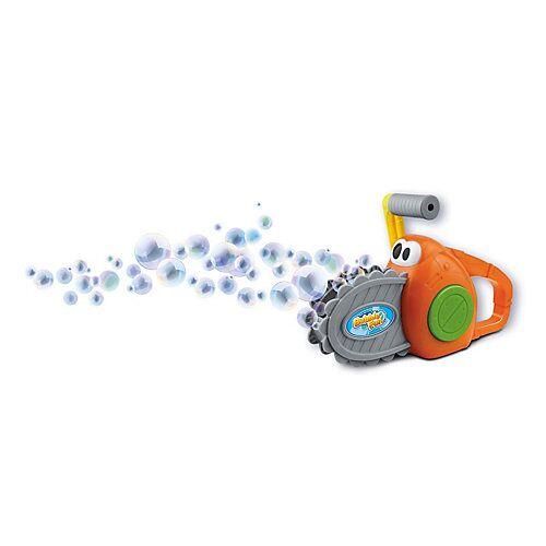 alldoro® Bubble Maker Seifenblasen Kettensäge Seifenblasen mehrfarbig