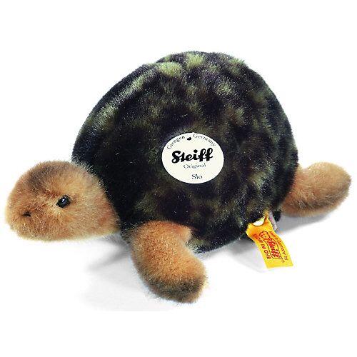 Steiff  Slo Schildkröte, grün, 20 cm