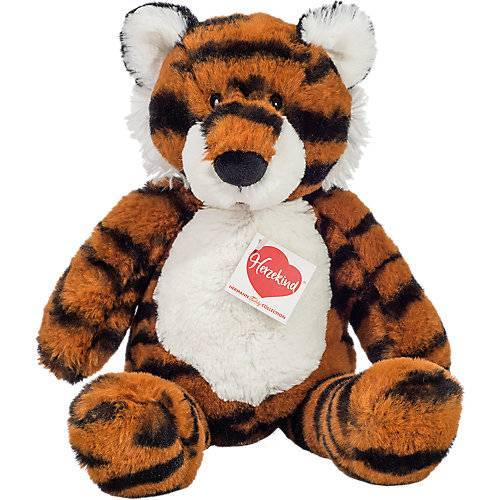 Teddy-Hermann Tiger Tappsy 30 cm braun/weiß