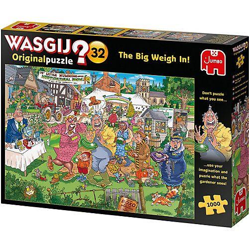 Jumbo Wasgij Original 32 Darf Es Etwas... 1.000 Teile