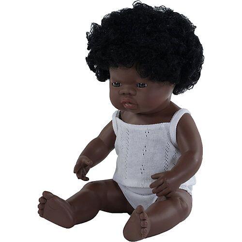 Miniland Babypuppe Mädchen 38 cm bunt