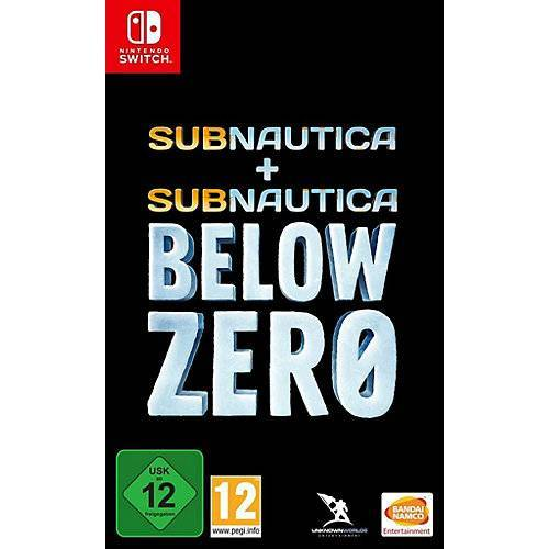BANDAI NSW Subnautica + Subnautica: Below Zero