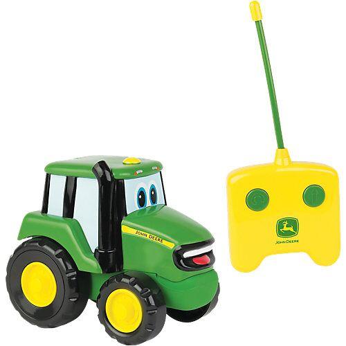 TOMY Ferngesteuerter Johnny Traktor