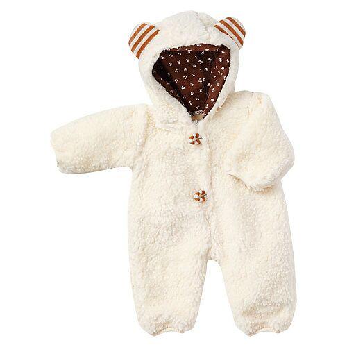 Emil Schwenk Puppenkleidung Winter Teddy Gr. 38