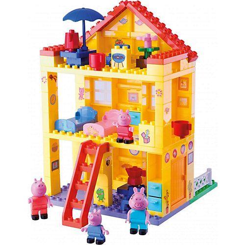 BIG PlayBIG Bloxx - Peppa Wutz Peppas Haus
