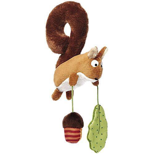 sigikid Anhänger die Babyschale - Eichhörnchen (41010)  Kinder