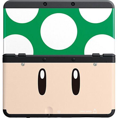 Nintendo New 3DS Zierblende 1-Up-Pilz