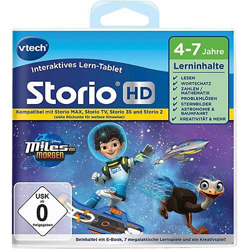 "Vtech ""Storio 2, 3S, Max & TV Storio HD Lernspiel """"Miles von Morgen"""""""